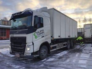 Kuljetusliike Kuopio | Kuljetukset ammattitaidolla